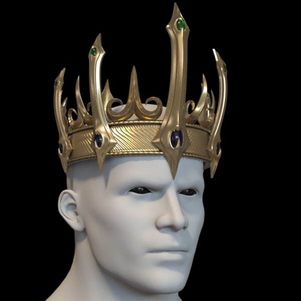 Crown of the Evil King