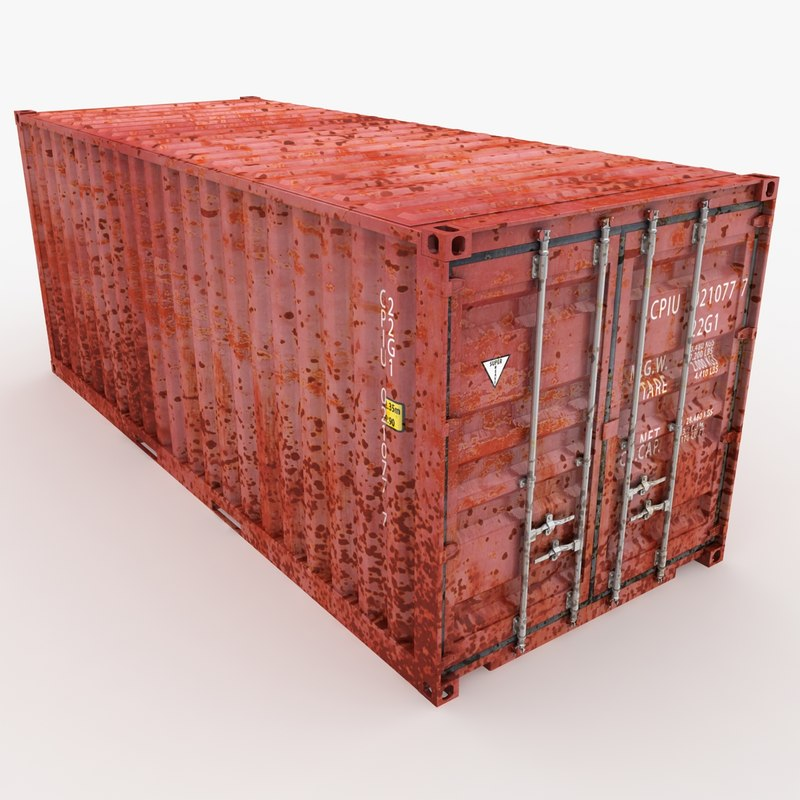 Container 20ft (Old)