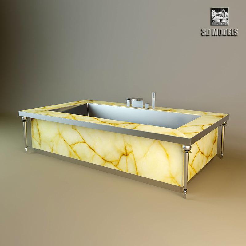 Visionnaire Portorose Bathtub