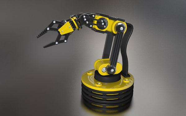 Manipulator 3D Models