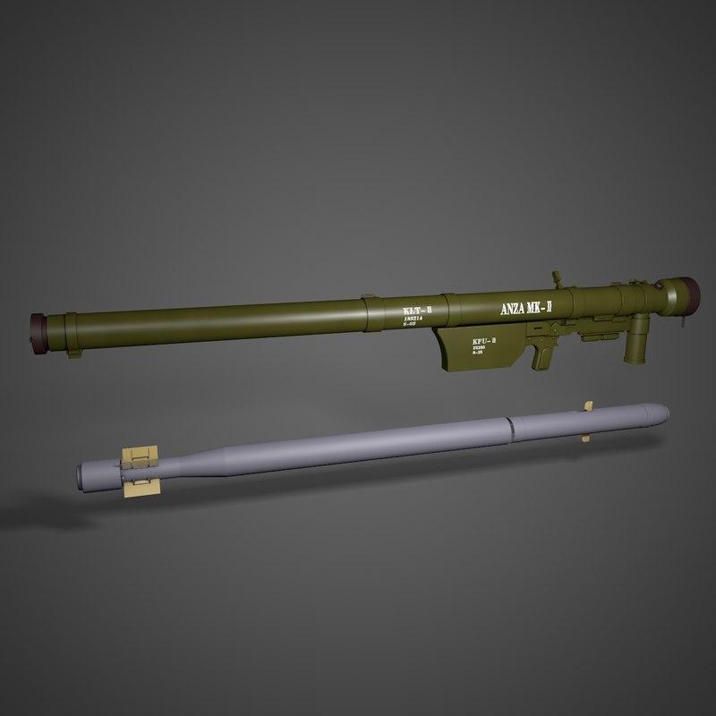 Chinese vanguard-1 Anza MK-II