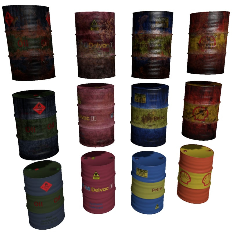 Oil Barrels Collection.png
