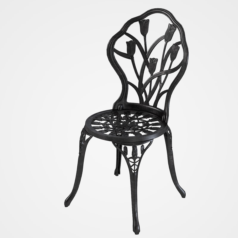b ForgeD Cafe Chair carved  classic classical 0001.jpg