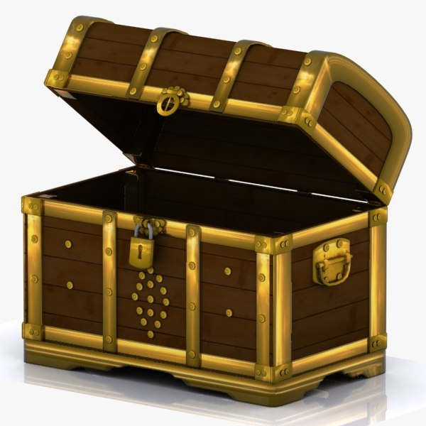 Crate Chest 4
