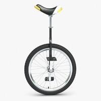 monocycle 3D models