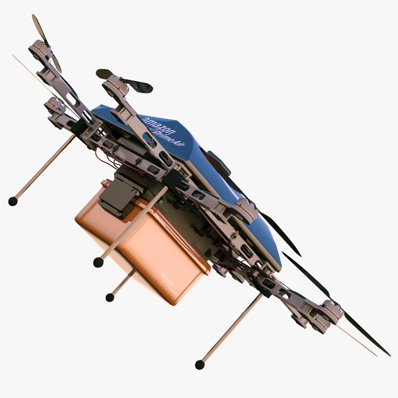 Amazon Drone Png 3ds max amazon prime airAmazon Prime Air Drone