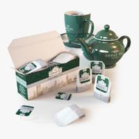 tea 3d models