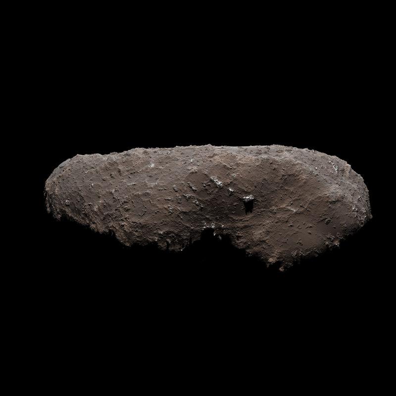 asteroid belt model - photo #23