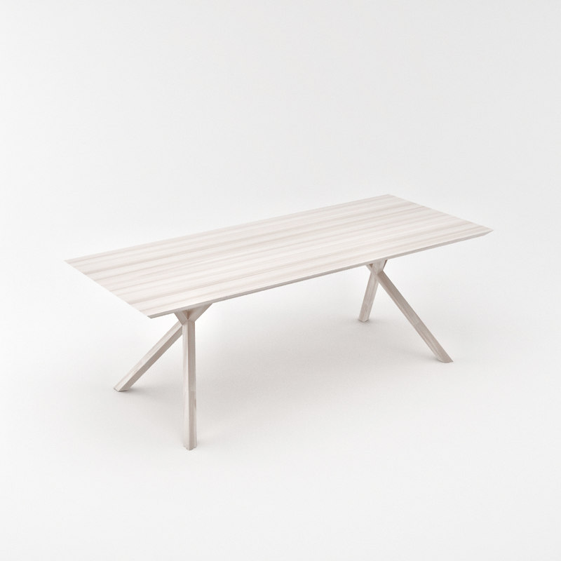 design xy dining table 3d model On xy table design