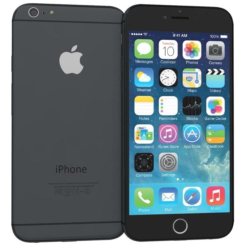 max apple iphone 6 black. Black Bedroom Furniture Sets. Home Design Ideas