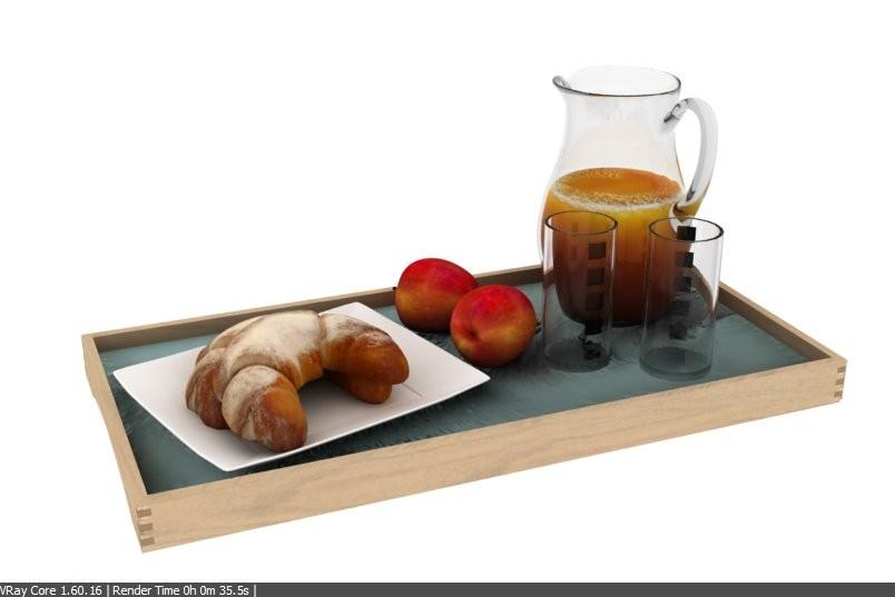 morning breakfast meal