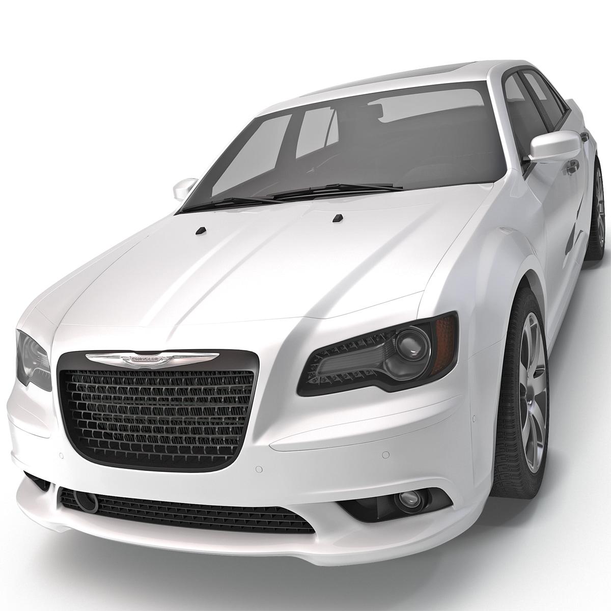 Chrysler 300 SRT8 2014 2