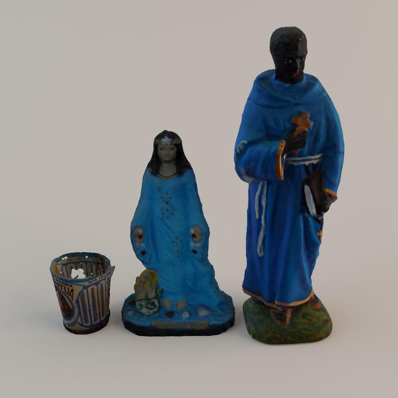 Religious Figurines Statuettes