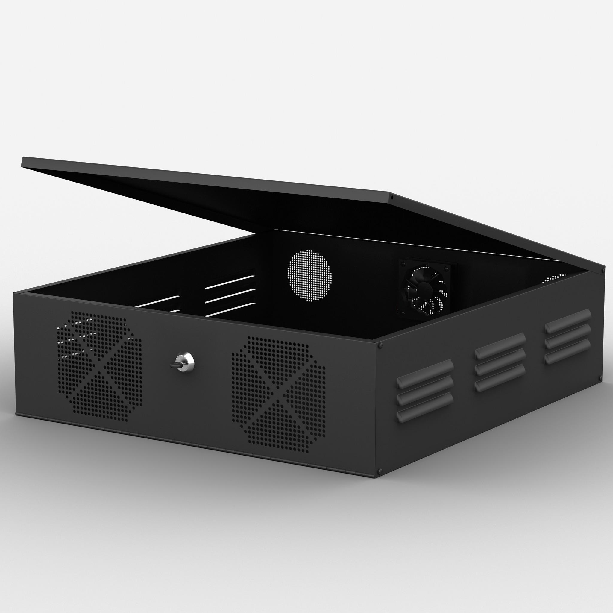 VCR Lock Box Clover Electronics LOC200