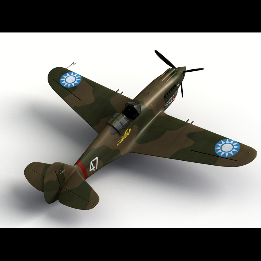 P-40 Flying Tigers