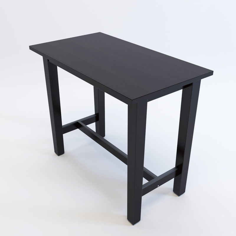 Table de bar stornas for Table pub ikea
