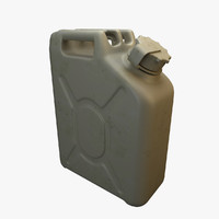 fuel container 3D models