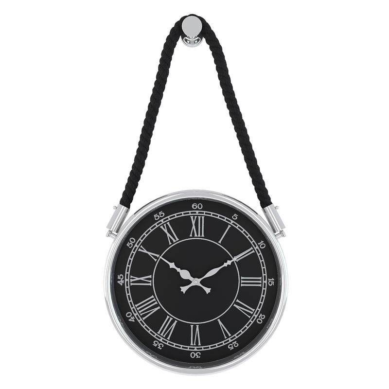 Dillon Rope Wall Clock