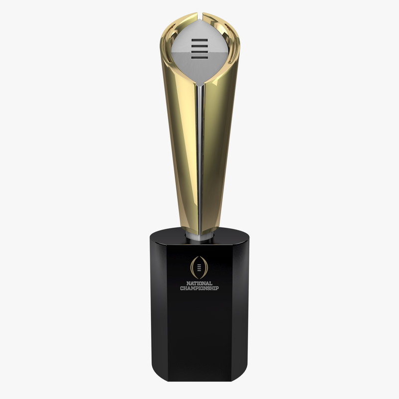 Download image College Football National Championship Trophy PC ...