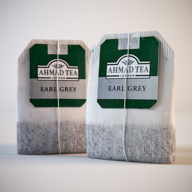 Ahmad Tea Bag