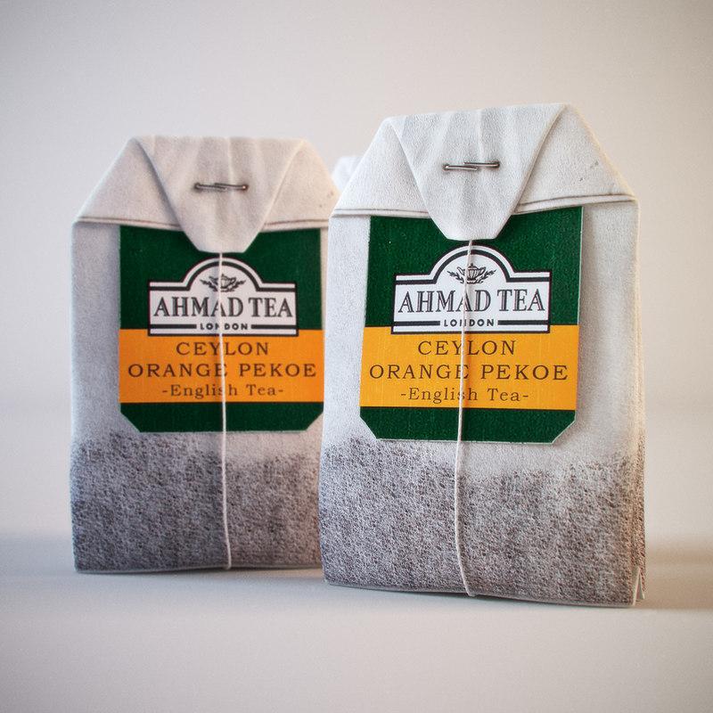 Ahmad Tea Bag Orange Pekoe