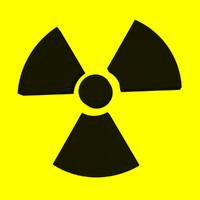 Radiation Symbol 3D models