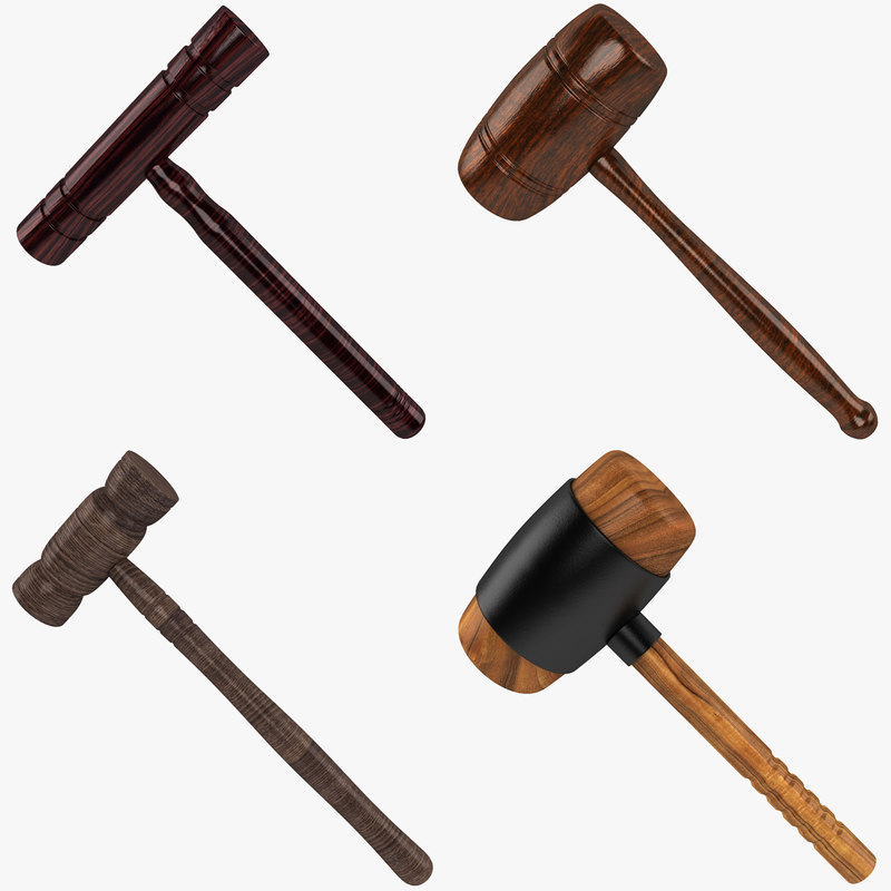 Wooden Mallet Collection