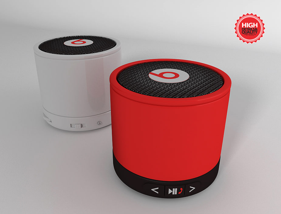 Beats by D.DRE speaker Mini S10