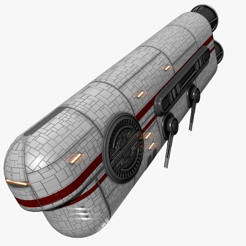 Orbital Bombardment Craft