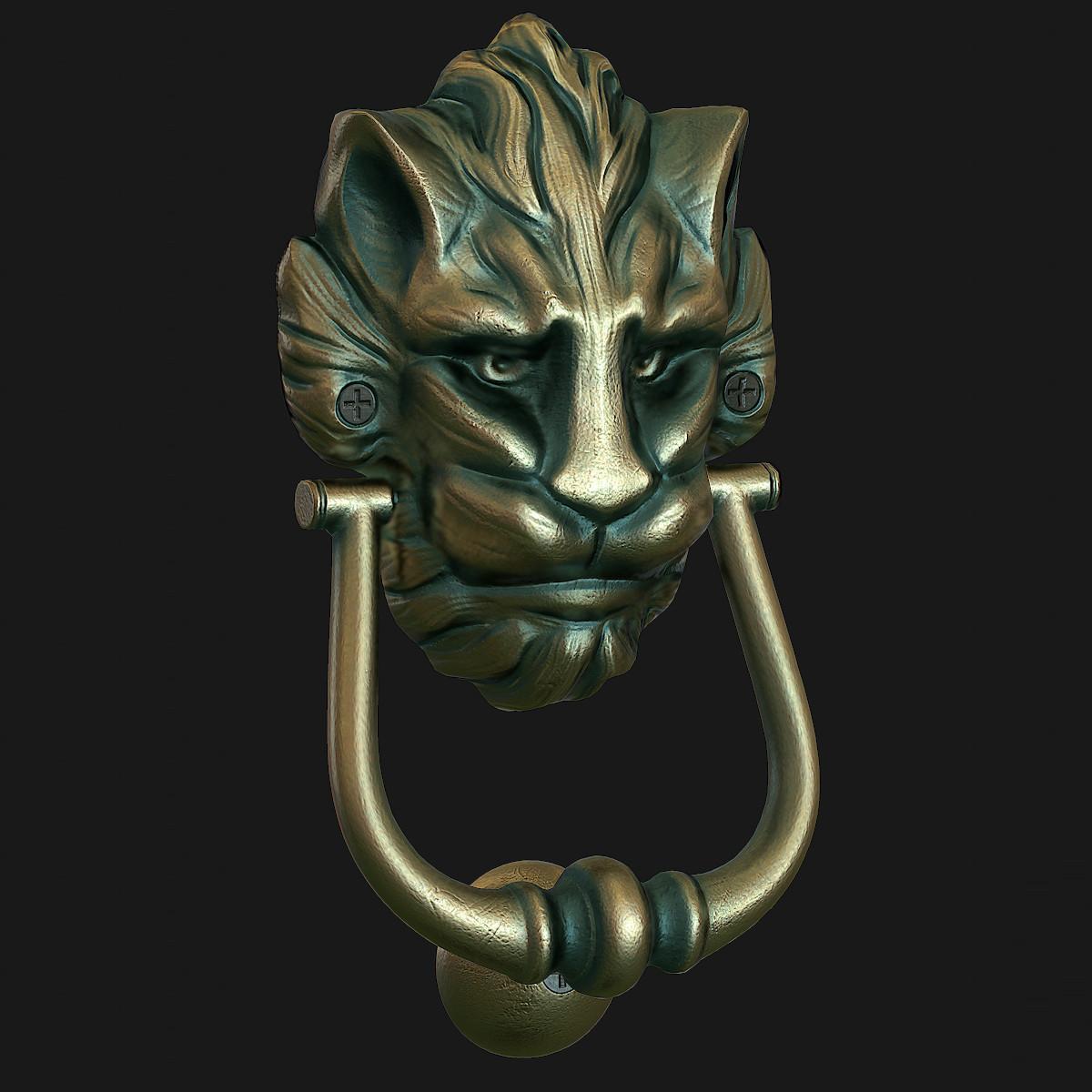 ThePolyStore_LionDoorKnocker_Turbosquid_1.jpg