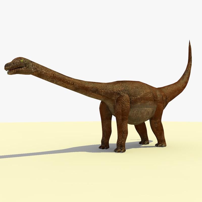 Opisthocoelicaudia Dinosaur