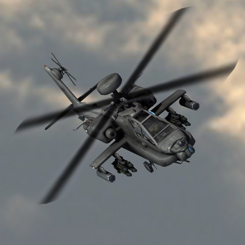 AH64D Apache