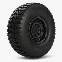 wheel 3d models