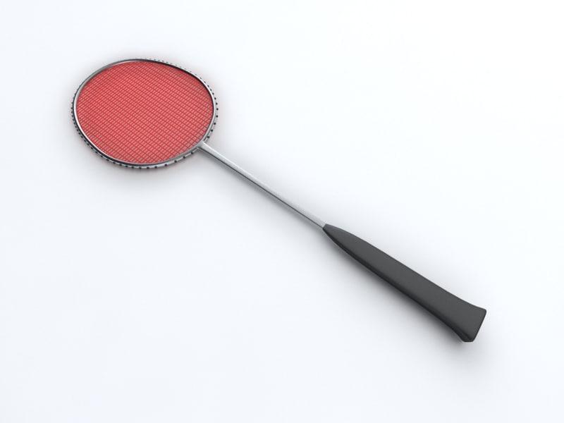 Badminton Racquet 1