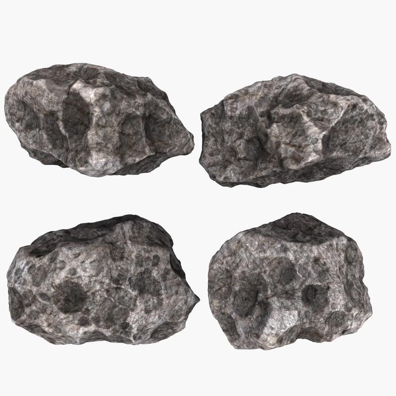 Asteroid MHT-01