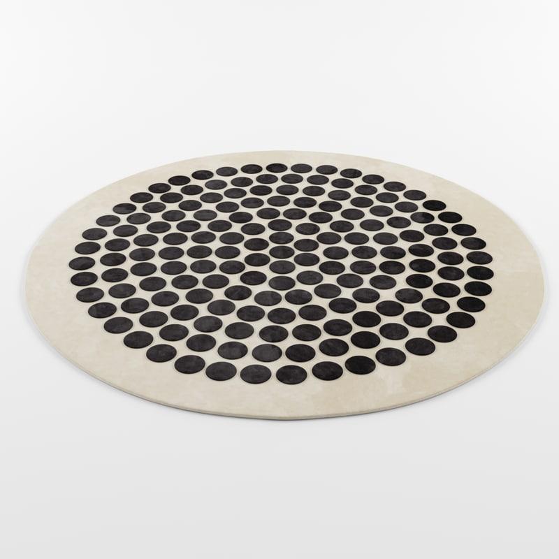 Designer Carpets VP 08 BW