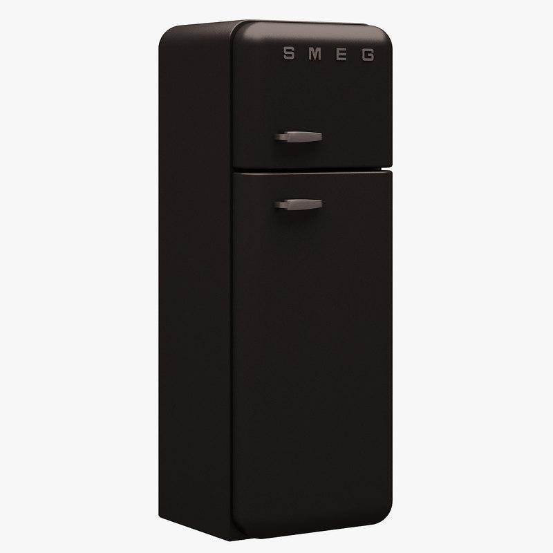 smeg 3d models. Black Bedroom Furniture Sets. Home Design Ideas