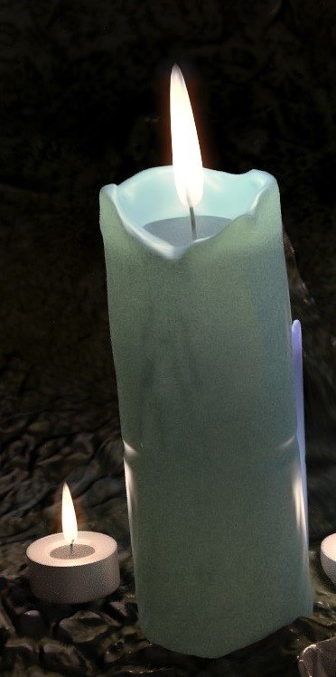 Candle Prop Model