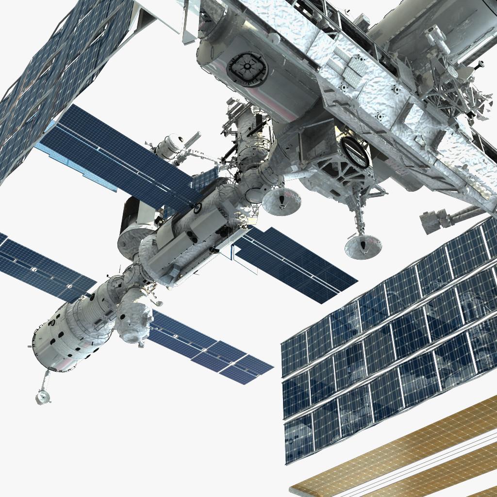 3d model international space station - photo #39