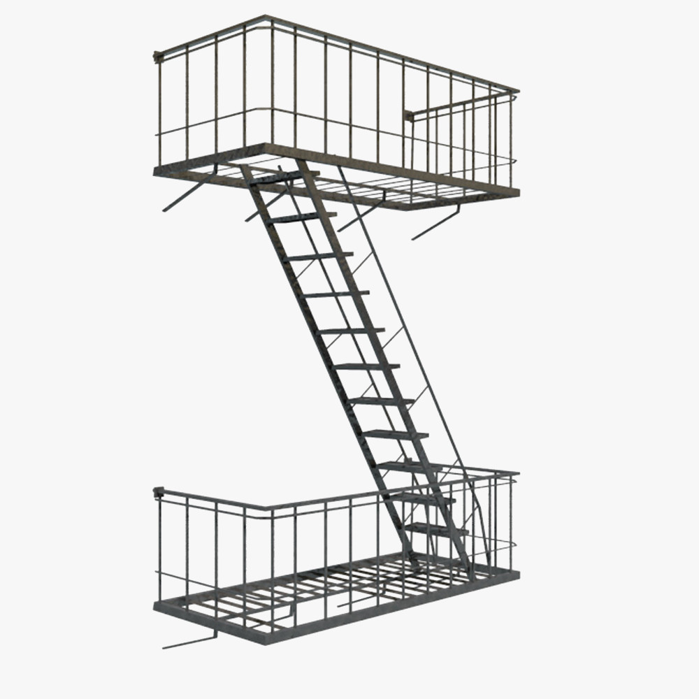 fire escape clipart free - photo #16