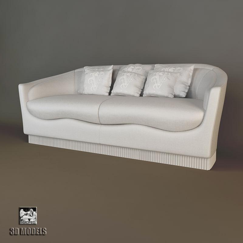 Visionnaire Quirinio Sofa