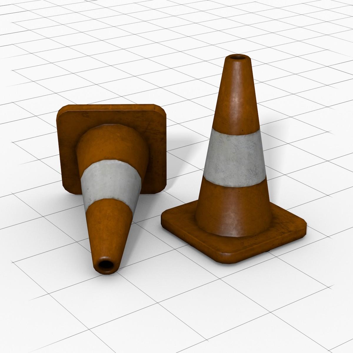 Road Cone_2_3d Model.jpg
