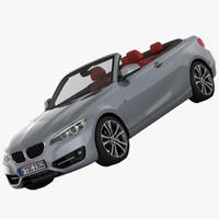 2 series 3D models