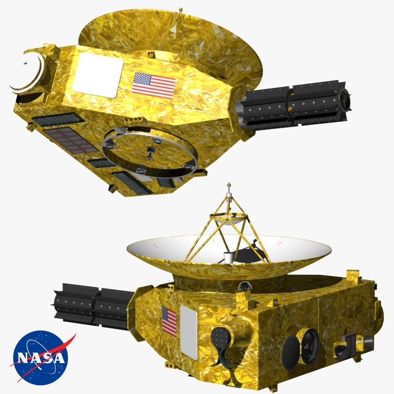 New Horizons Mission to Pluto