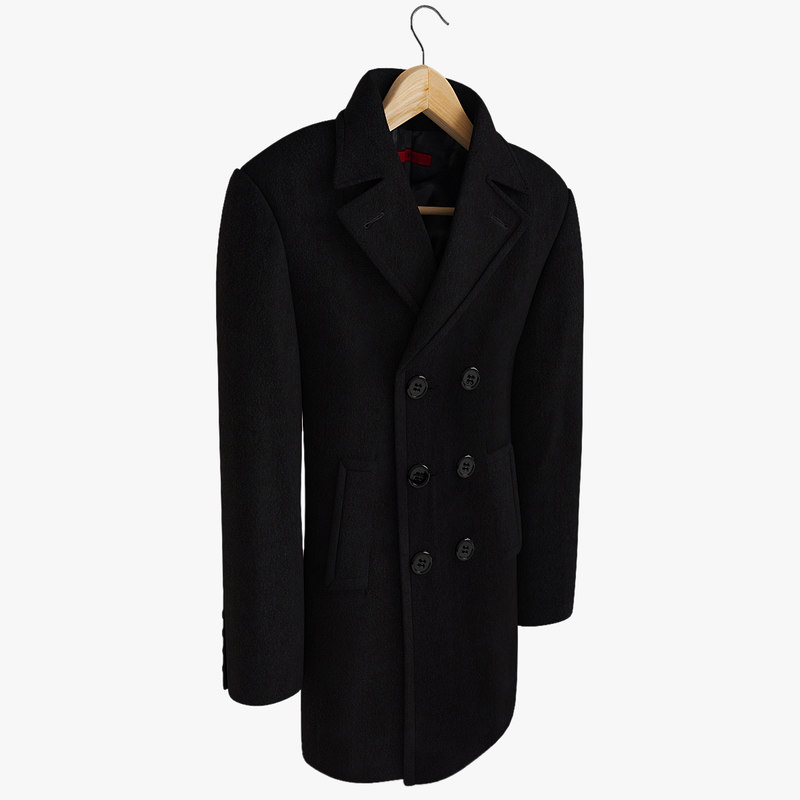 Men Coat on a Hanger_Black.jpg