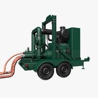 electric pump 3D models