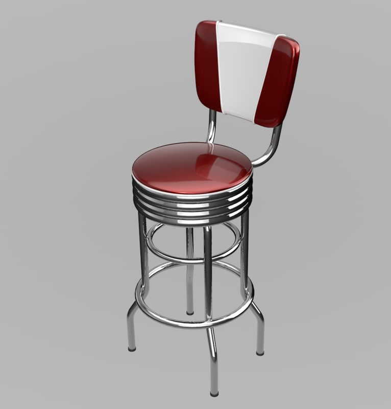 V-Back High Back Bar Stool.png