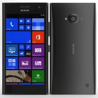 Nokia Lumia 735 3D models