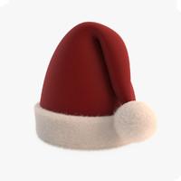Santa Hat 3D models