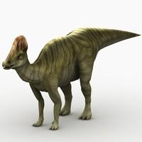 Corythosaurus 3D models